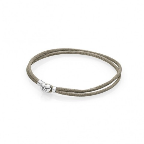 PULSERA MOMENTS CORDON BEIGE 590749CGG-S2