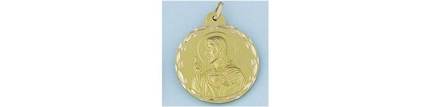 Medallas 18kl
