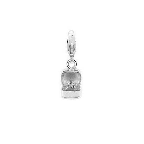 Charming cajita con anillo 8182ZI