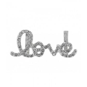 CHARM ALLOY Y CIRCONITAS LOVE - LM02