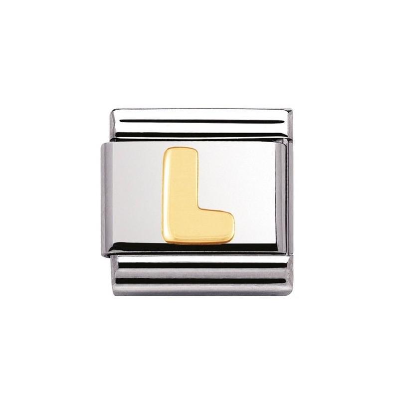 LINK LETRA L ORO 030101 12